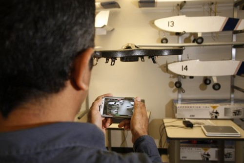 Civilian Drones Are Causing Problems For Pilots