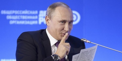 Russia has banned fake news, while also being one of the world's prime exporters of fake news