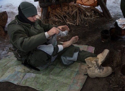 What it's like at the training school where US troops learn to survive in the Arctic
