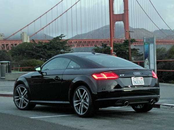 The cars we loved in 2015: The Audi TT that I ordered with my iPhone - Business Insider