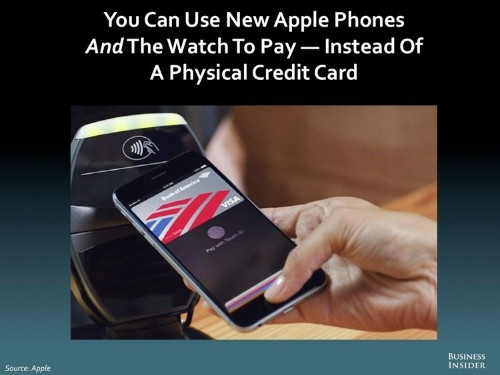 Apple Pay Means Mobile Payments Are Back From The Dead [SLIDE DECK]