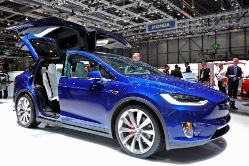 Here are all of the features that make Tesla's cars so special