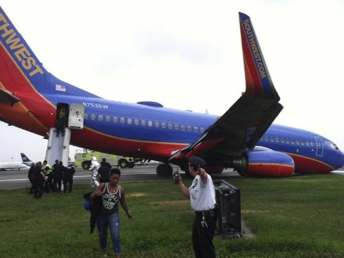 Calm Down, Everyone — Air Travel Still Not Dangerous, Despite The News