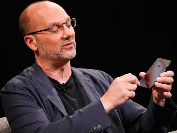 The creator of Android explains how his new phone can take on Apple and Samsung - Business Insider