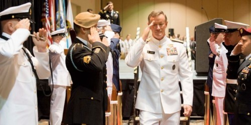 Adm. William McRaven: Trump could learn integrity from Bush and Obama