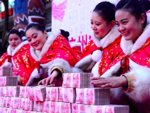 The rapid pace of China's currency reserve depletion is 'simply unsustainable'