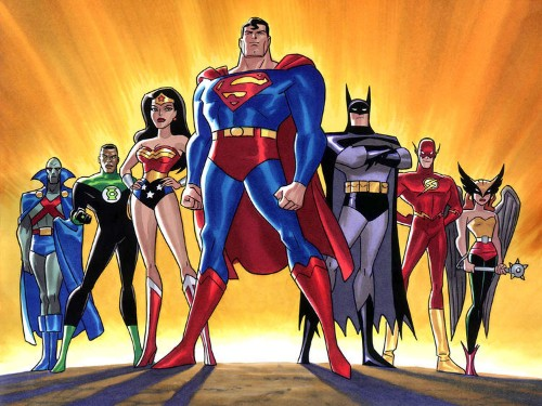 These are the Justice League heroes who will appear in 'Batman v Superman'