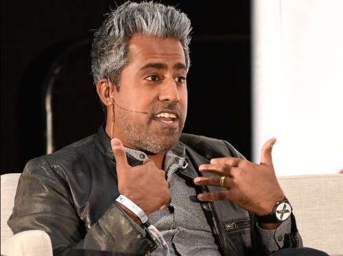 Anand Giridharadas says 'changing the world' is an excuse for elites