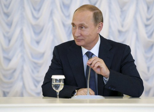 Putin just signed a decree ordering the 'destruction' of all Western imported food