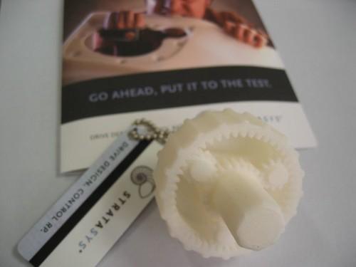 3D Printing Company Stratasys Is Soaring