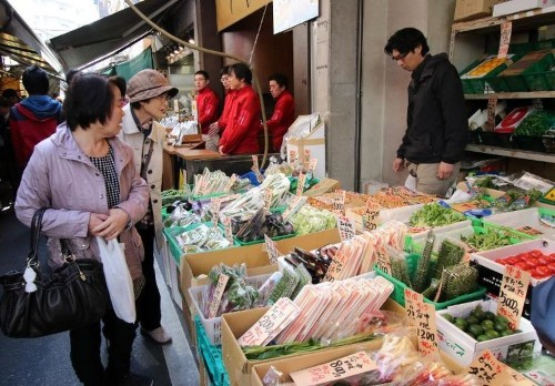 Japan consumer inflation up for first time in 10 months: govt