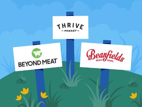 PowerPlant Ventures portfolio of plant-based food brands