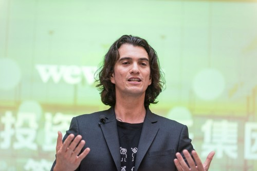 Here are the 5 biggest questions facing WeWork as it prepares for its IPO