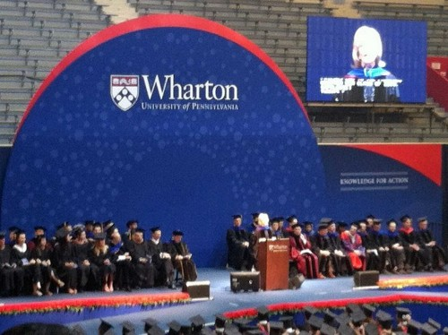 How To Get Half Of A Wharton Education For Free