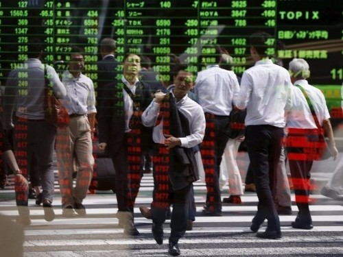 The US stock market is now an Asian stock market