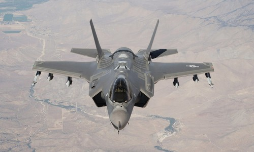 Denmark just issued a glowing review of the F-35