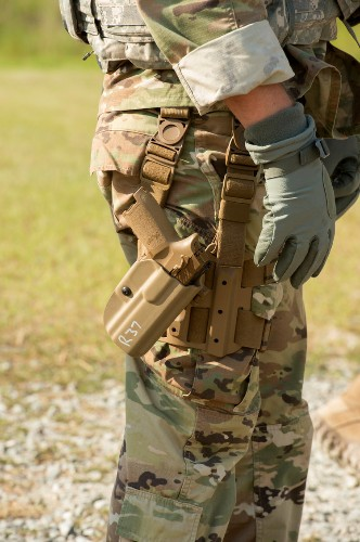 Here's a detailed look at the Army's new sidearm — and how it shoots