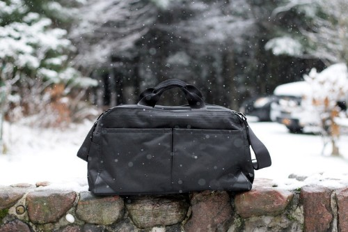 How the 'ultimate travel bag' got on Netflix and backed by minimalists