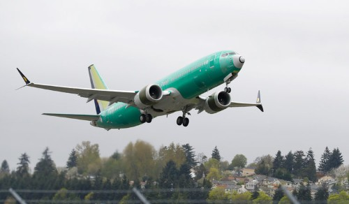 Boeing has finished the software update to fix the grounded 737 Max that was involved in two fatal crashes