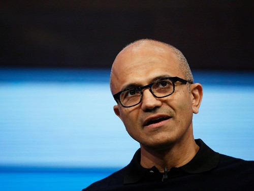 Microsoft CEO Satya Nadella has execs read 'Nonviolent Communication'