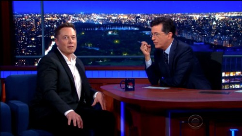 Elon Musk says the fastest way to make Mars livable is to nuke it