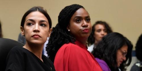Ocasio-Cortez and other freshman lawmakers call Trump's attacks