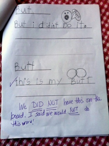 24 more hilarious things kids have written on their tests and homework