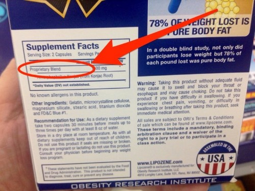 Supplements are more dangerous than other processed foods, according to a Harvard doctor