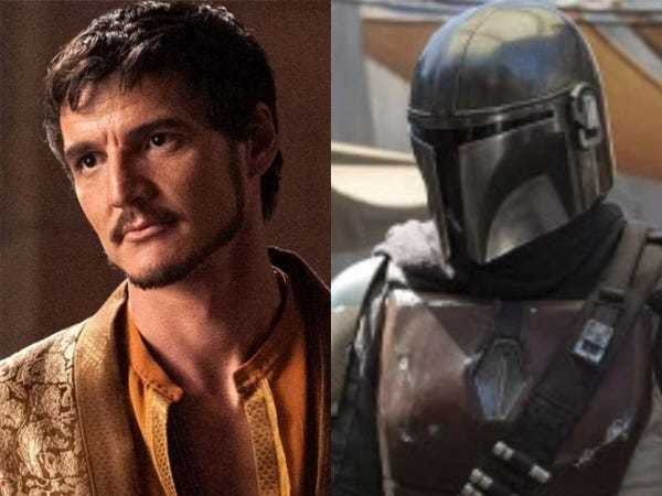 Pedro Pascal doesn't appear on every episode of 'The Mandalorian.' He has 2 stunt doubles. - Business Insider