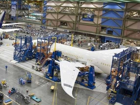 Boeing Says It Will Inspect 40 Undelivered Dreamliners For Cracks