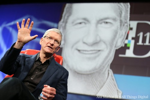 Apple Has Several More Game-Changing Ideas, Says CEO Tim Cook