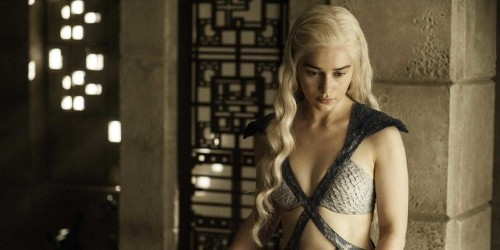 Why Emilia Clarke turned down the lead in 'Fifty Shades of Grey'