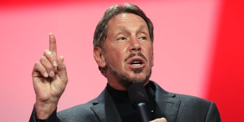 Oracle customers fear its reaction if they use Amazon's or Microsoft's cloud, survey shows