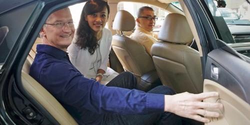 Ex-Tesla engineer Doug Field is back at Apple, working on its self-driving-car program, Project Titan