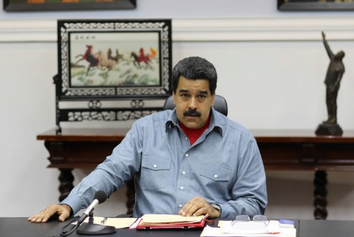 Venezuelan president declares state of emergency citing US threats to topple his government