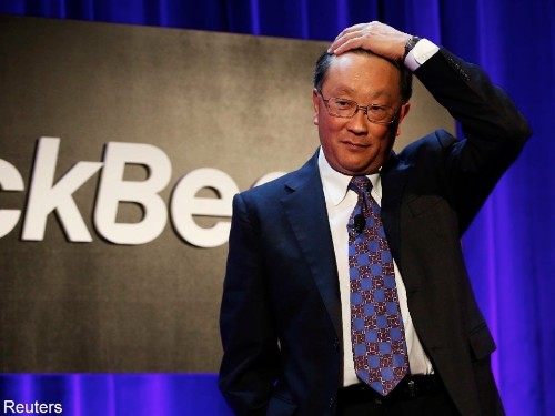 BlackBerry to stop making its own phones