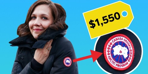 Why Canada Goose jackets are so expensive