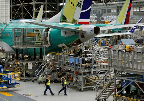 FAA says it found new potential risk with Boeing 737 Max plane