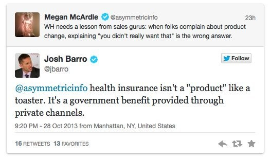 Here's The Truth About Your 'Private' Health Insurance — It's Already A Big Government Program