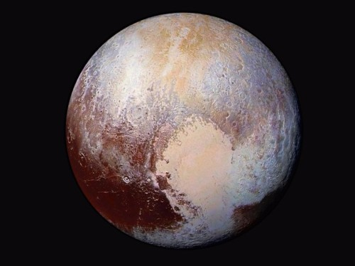 NASA may classify the moon, Pluto, and about 100 other worlds in the solar system as planets