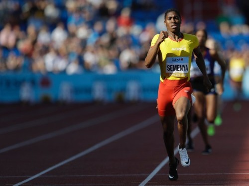 Female athletes' testosterone should be regulated, scientist says