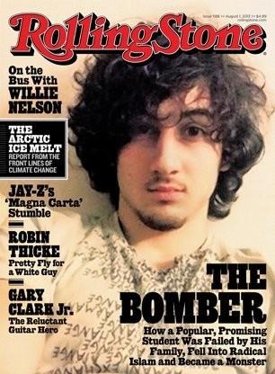 Rolling Stone Portrays Alleged Boston Bomber As Dreamy Teen Heartthrob