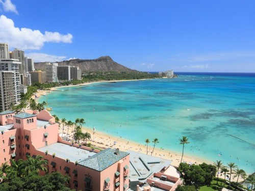 Hawaii's iconic Waikiki Beach could be engulfed by the ocean in 20 years — here's the plan to save it