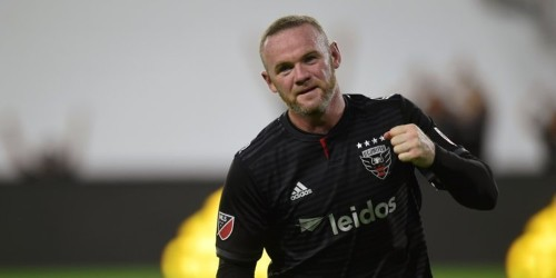 Wayne Rooney turned down private hotel rooms and first-class flights when he joined DC United to be 'part of the team'