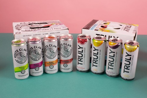 We compared leading hard seltzer brands White Claw and Truly — and the winner was clear