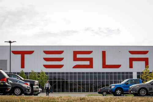 Exclusive: Tesla's solar factory is exporting most of its cells - document