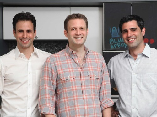 Blue Apron, a startup that's a godsend for lazy cooks, is now valued at $2 billion