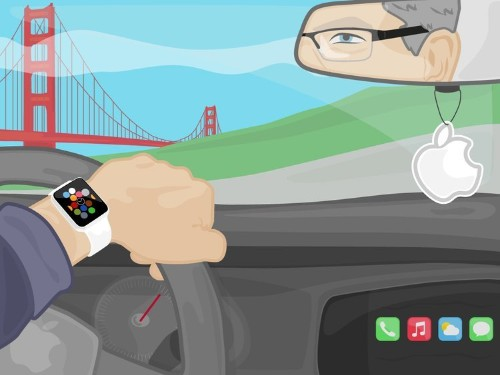 The Apple Watch is a misunderstood bridge to the future
