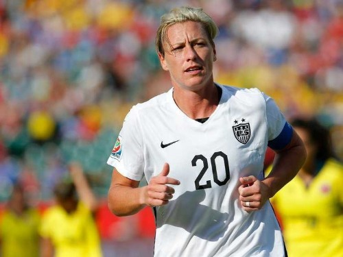 Abby Wambach apologizes for suggesting referee purposely gave US players soft yellow cards so they'd be suspended