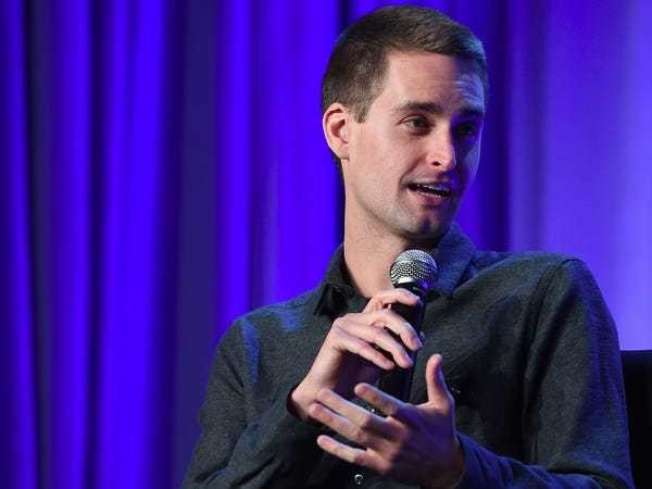 Snapchat has hired 3 people from a startup that was bought last year for $50 million - Business Insider